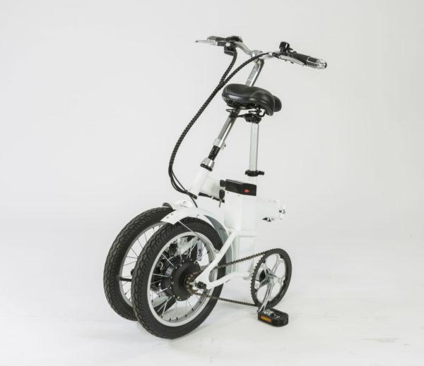 comprar bicleta eléctrica plegable