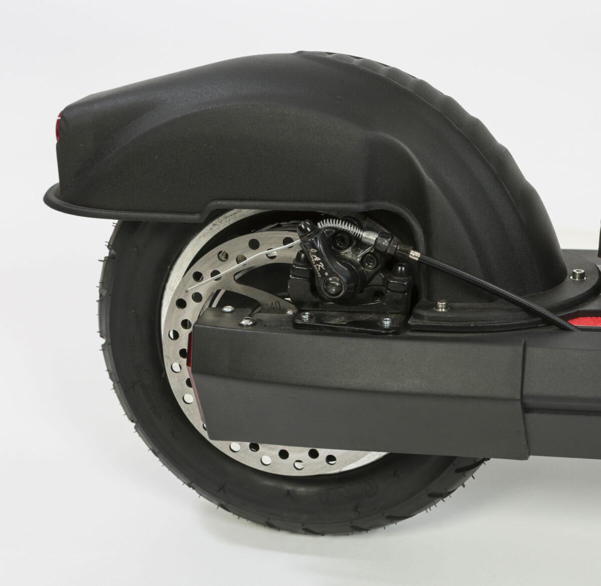 rueda patinete eléctrico superadherente
