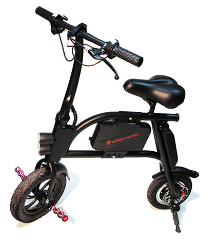 patinete eléctrico hybrid Urban motion