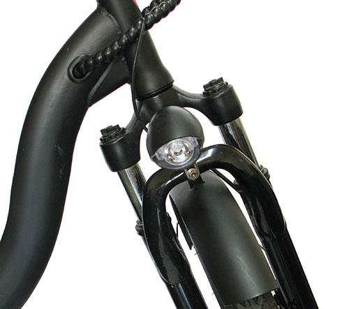 luz delantera bicicleta eléctrica Urban motion